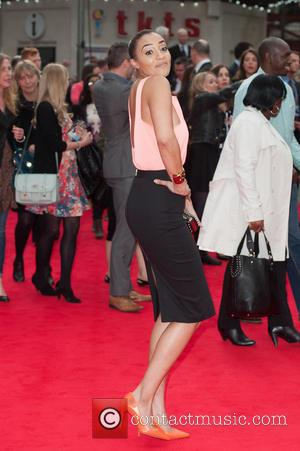 Ama Fashanu - World Premiere of The Amazing Spiderman 2 held at the Odeon Leicester Square - Arrivals. - London,...