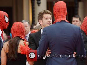 Andrew Garfield - 'The Amazing Spider-Man 2' World Premiere at Odeon, Leicester Square - Arrivals - London, United Kingdom -...