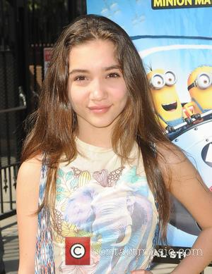 Rowan Blanchard - Universal Studios Hollywood premieres 3D Ultra-HD animation adventure 'Despicable Me Minion Mayhem' and expansive interactive experience 'Super...