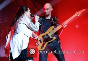 Within Temptation, Sharon Den Adel and Jeroen Van Veen