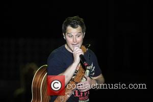 Easton Corbin - Easton Corbin performing live on stage at the Country Thunder - Florence, Arizona, United States - Friday...