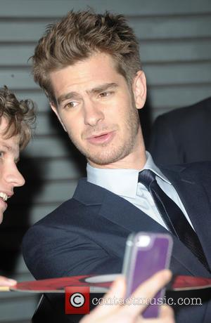 Andrew Garfield - Paris premiere of 'The Amazing Spider-Man 2' - Arrivals - Paris, France - Friday 11th April 2014