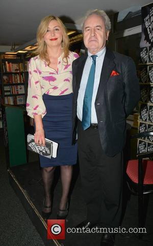 Edel Coffey and John Banville