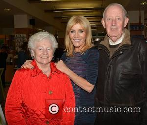 Michelle Collins, Sheila and Liam Byrne