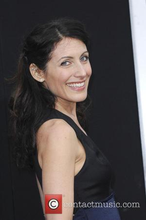 Lisa Edelstein - Film Premiere of Transcendence - Los Angeles, California, United States - Friday 11th April 2014