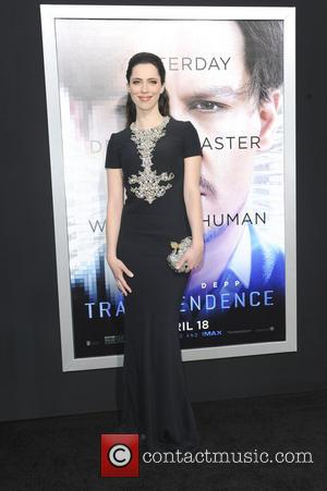 Rebecca Hall - Film Premiere of Transcendence - Los Angeles, California, United States - Friday 11th April 2014