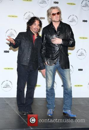 John Oates and Daryl Hall