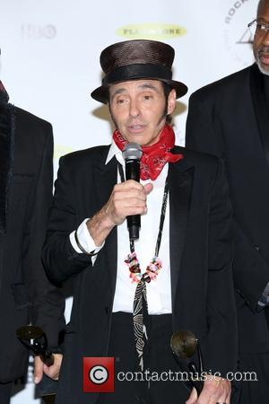 Nils Lofgren - the 29th Annual Rock And Roll Hall Of Fame Induction Ceremony at Barclays Center of Brooklyn on...