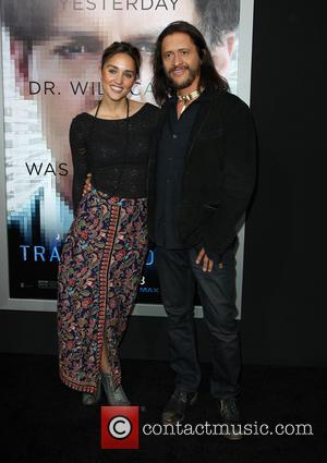 Megan Ozurovich and Clifton Collins Jr