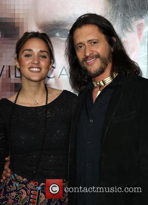 Megan Ozurovich and Clifton Collins Jr