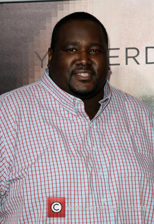 Quinton Aaron - Premiere Of Warner Bros. Pictures And Alcon Entertainment's