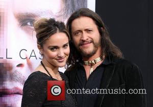 Megan Ozurovich and Clifton Collins Jr - Premiere Of Warner Bros. Pictures And Alcon Entertainment's