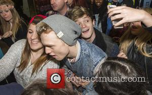 Tristan Evans, Connor Ball and The Vamps