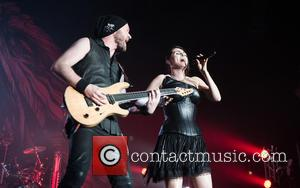 Sharon Den Adel, Ruud Adrianus Jolie and Within Temptation