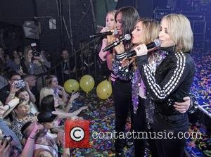 All Saints, Melanie Blatt, Shaznay Lewis, Natalie Appleton and Nicole Appleton - All Saints perform live at G-A-Y - London,...