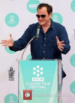 Quentin Tarantino Eyes London Comedy