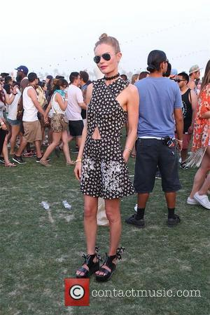 Kate Bosworth - Coachella 2014 - Day 2 - Celebrity Sightings - Los Angeles, California, United States - Saturday 12th...
