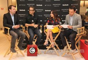Bill Phillips, Kenneth Cole, Lilliana Vasquez and Clint Carter