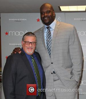 Edward Laning and Shaquille O'neal