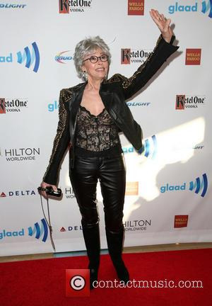 Rita Moreno - 25th Annual GLAAD Media Awards - Beverly Hills, California, United States - Saturday 12th April 2014