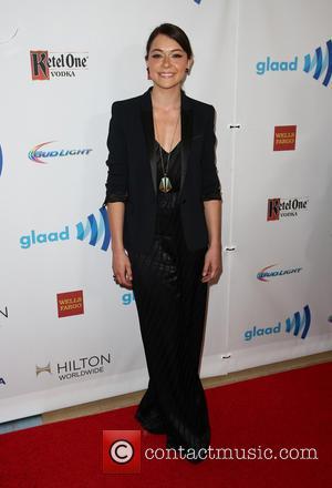 Tatiana Maslany - 25th Annual GLAAD Media Awards - Beverly Hills, California, United States - Saturday 12th April 2014