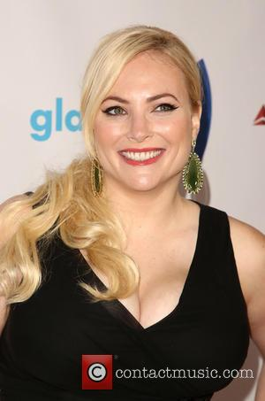Meghan McCain - 25th Annual GLAAD Media Awards - Beverly Hills, California, United States - Saturday 12th April 2014