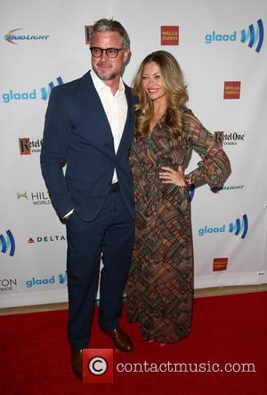 Rebecca Gayheart and Eric Dane - 25th Annual GLAAD Media Awards - Beverly Hills, California, United States - Saturday 12th...