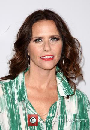 Amy Landecker - 25th Annual GLAAD Media Awards - Beverly Hills, California, United States - Saturday 12th April 2014