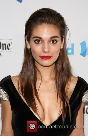 Caitlin Stasey - 25th Annual GLAAD Media Awards - Beverly Hills, California, United States - Saturday 12th April 2014