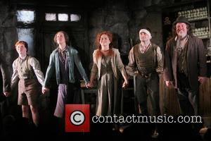 Conor Macneil, Ingrid Craigie, Sarah Greene, Daniel Radcliffe and Pat Shortt