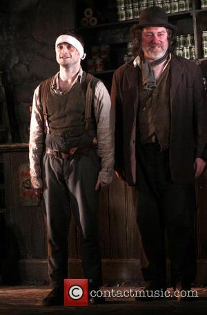 Daniel Radcliffe and Pat Shortt