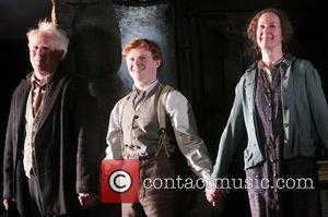 Gary Lilburn, Conor Macneil and Ingrid Craigie