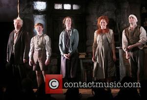Gary Lilburn, Conor Macneil, Ingrid Craigie, Sarah Greene and Daniel Radcliffe