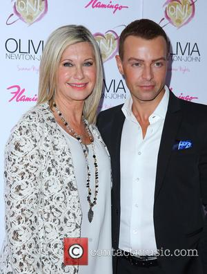 Olivia Newton John and Joey Lawrence