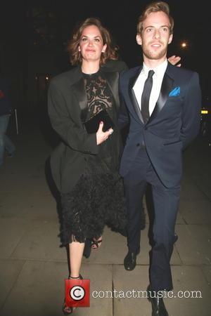 Ruth Wilson - Olivier Awards 2014 held at the Royal Opera House - Departures - London, United Kingdom - Sunday...