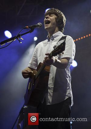 Jake Bugg - Jake Bugg performing live at the West Coast Blues 'n' Roots Festival held at Fremantle Park, Fremantle...