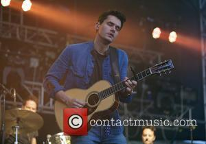 John Mayer - John Mayer performing live at the West Coast Blues 'n' Roots Festival held at Fremantle Park, Fremantle...
