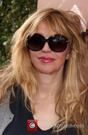 Courtney Love - 11th Annual John Varvatos Stuart House Benefit - Los Angeles, California, United States - Sunday 13th April...