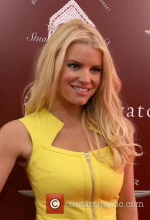 Jessica Simpson - 11th Annual John Varvatos Stuart House Benefit