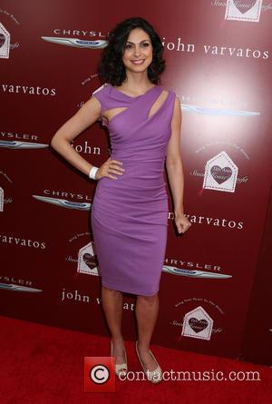 Morena Baccarin - 11th Annual John Varvatos Stuart House Benefit - Los Angeles, California, United States - Sunday 13th April...