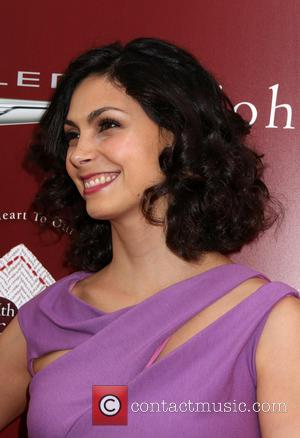 Morena Baccarin - 11th Annual John Varvatos Stuart House Benefit - Los Angeles, California, United States - Sunday 13th April...