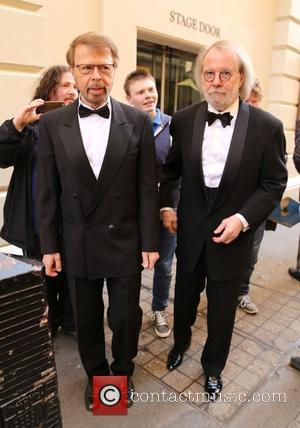 Björn Ulvaeus and Benny Andersson