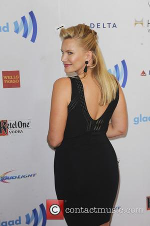 Natasha Henstridge - The 25th Annual GLAAD Media Awards - Los Angeles, California, United States - Sunday 13th April 2014