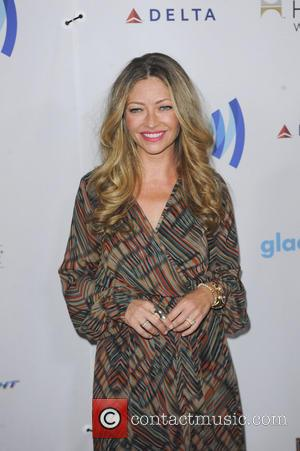 Rebecca Gayheart - The 25th Annual GLAAD Media Awards - Los Angeles, California, United States - Sunday 13th April 2014