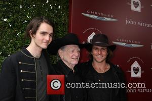 Willie Nelson, Lukas Nelson and Micah Nelson