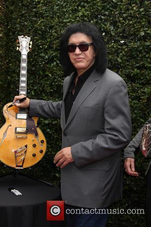 Gene Simmons - John Varvatos Stuart House Benefit 2014 - West Hollywood, California, United States - Sunday 13th April 2014