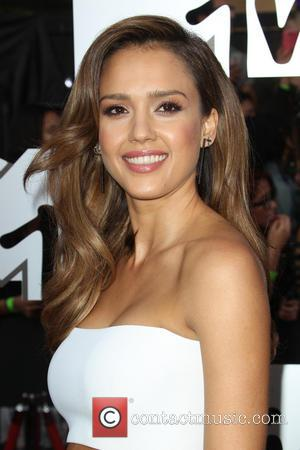 Jessica Alba - 23rd Annual MTV Movie Awards