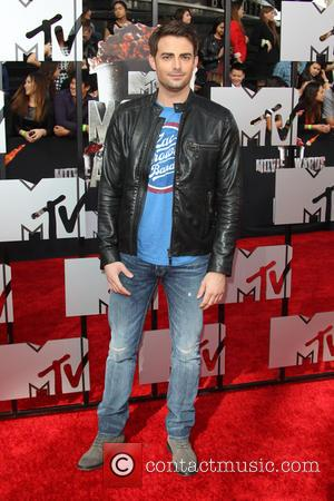 Jonathan Bennett - 23rd Annual MTV Movie Awards at the Nokia Theatre - Arrivals - Los Angeles, California, United States...
