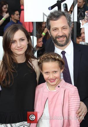 Judd Apatow and Kids