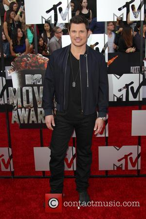 Nick Lachey - 23rd Annual MTV Movie Awards at the Nokia Theatre - Arrivals - Los Angeles, California, United States...
